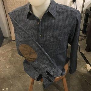 Men's Pendleton Size L 100% Virgin Wool